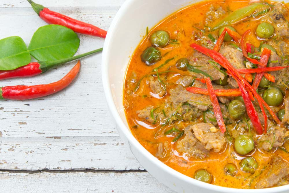 Panang Curry or Kang Panang