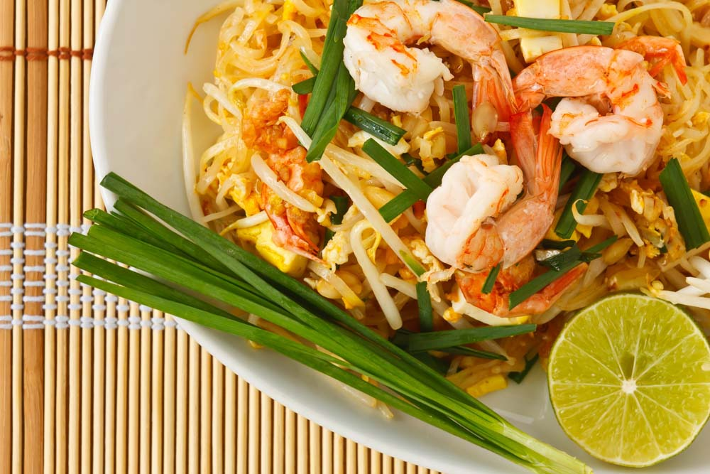 "Pad Thai means ""fry noodles in Thai style'"