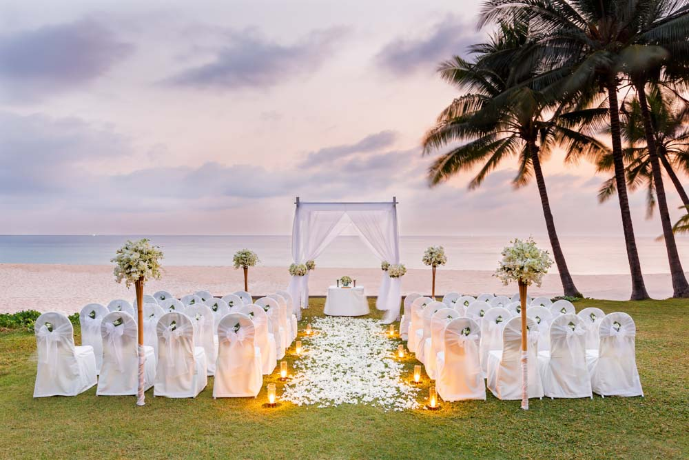 The Surin Resort Phuket - Guide to wedding in Thailand