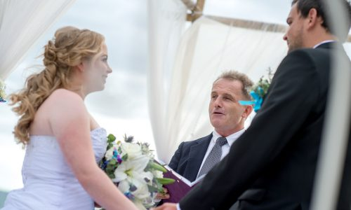 Paul Cunliffe, is an experienced Wedding Celebrant and Master of Ceremonies based out of Phuket Thailand