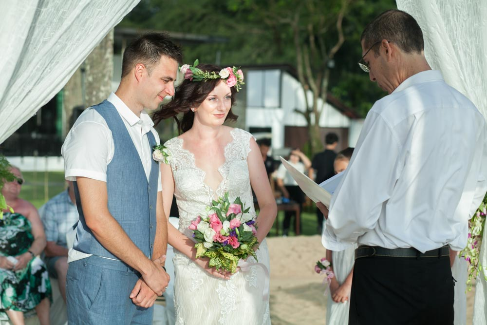 Wedding Celebrant in Khao Lak Thailand